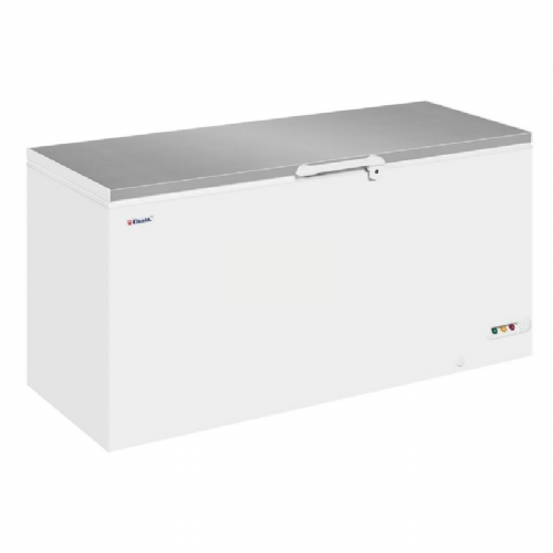 Elcold EL61SS Chest Freezer Stainless Lid 607 Litres